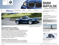 BMW Website